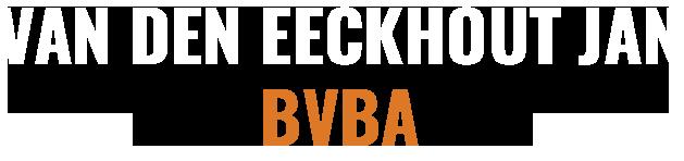 Van Den Eeckhout Jan bvba